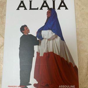 Alaia Assouline book